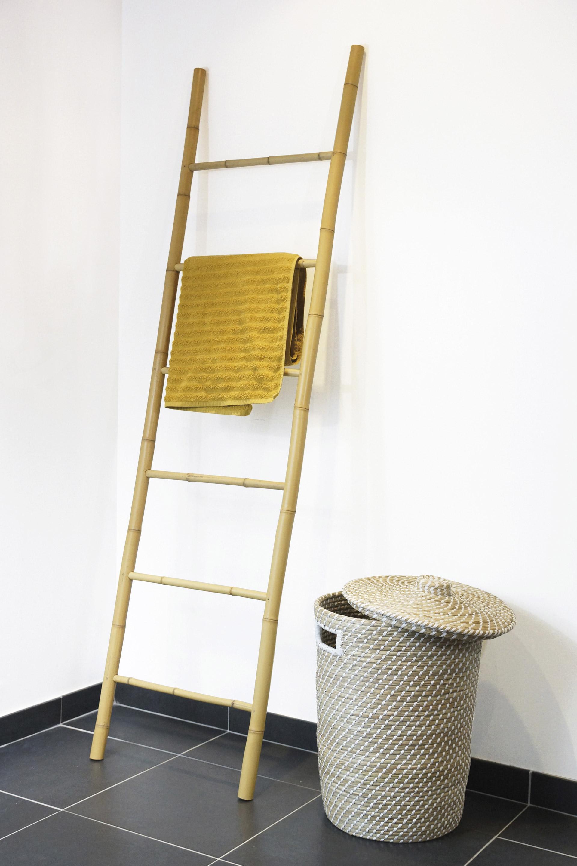 Porte-serviettes à poser, Bambou