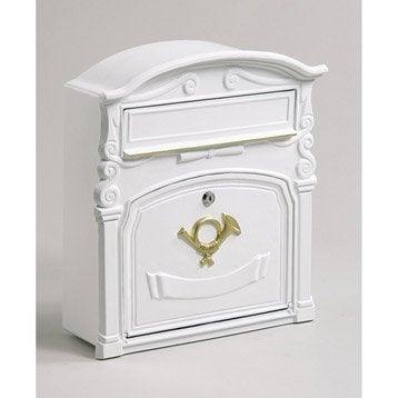 bo te aux lettres bo te aux lettres leroy merlin. Black Bedroom Furniture Sets. Home Design Ideas