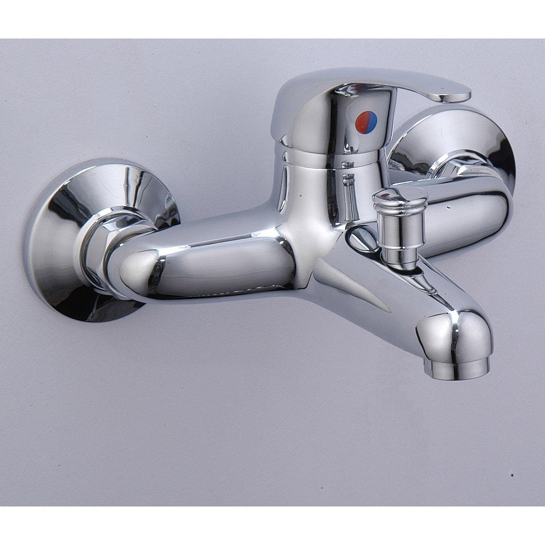 mitigeur mecanique de baignoire chrome nerea Résultat Supérieur 16 Luxe Mitigeur Sur Baignoire Pic 2018 Kgit4