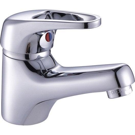 Mitigeur lavabo chrom sensea ikka leroy merlin - Mitigeur lavabo leroy merlin ...