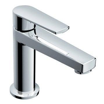 Mitigeur lavabo chromé Blog