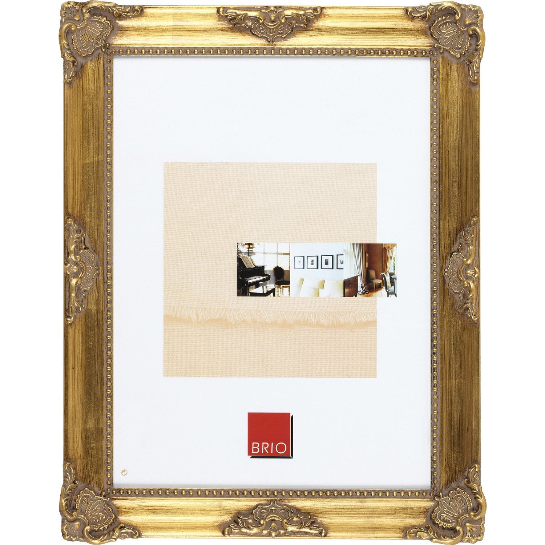 cadre op ra 13 x 19 cm dor e leroy merlin. Black Bedroom Furniture Sets. Home Design Ideas