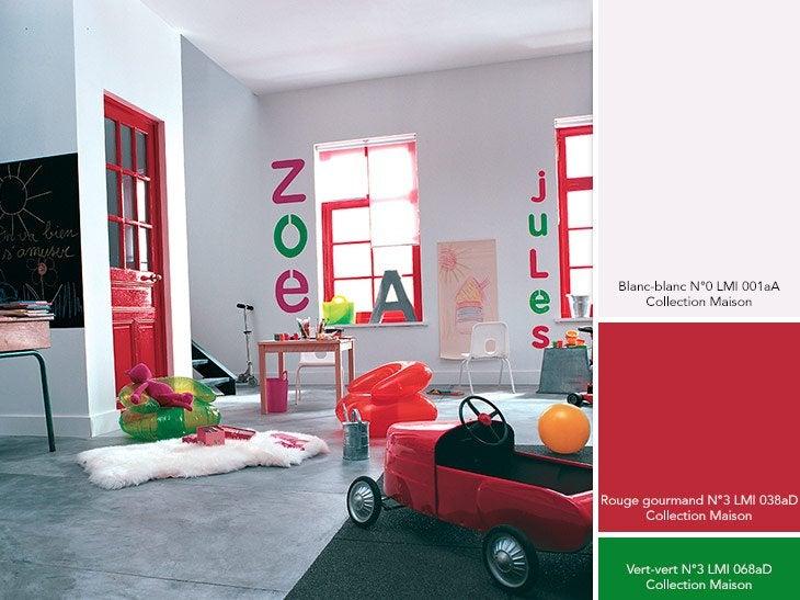 Atelier des couleurs