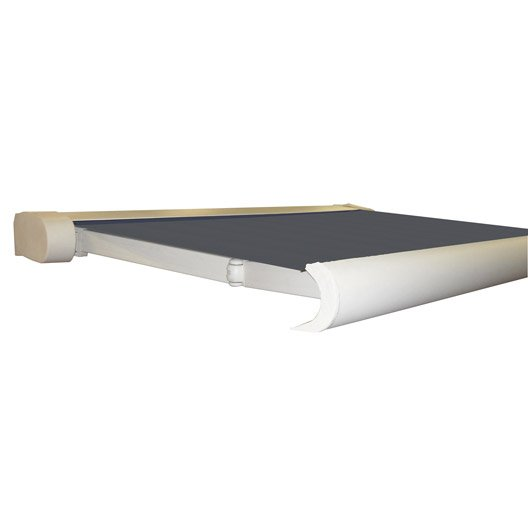 store banne motoris int gral coffre int gral aluminium. Black Bedroom Furniture Sets. Home Design Ideas