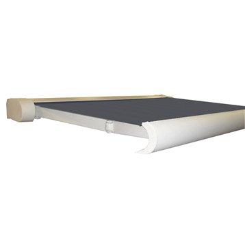 store banne store terrasse store banne et store fen tre leroy merlin. Black Bedroom Furniture Sets. Home Design Ideas