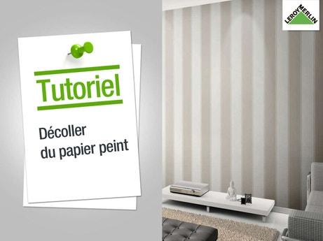 papier peint frise et fibre de verre tapisserie d coration murale leroy merlin. Black Bedroom Furniture Sets. Home Design Ideas