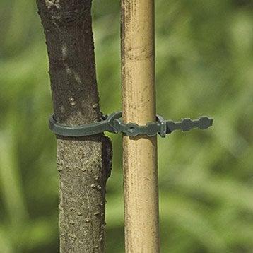 Lot de 40 liens pour arbres NORTENE, 0 g/m², 0.15 m