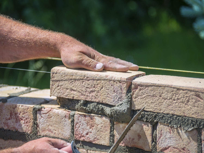 comment construire un mur en briques ? | leroy merlin