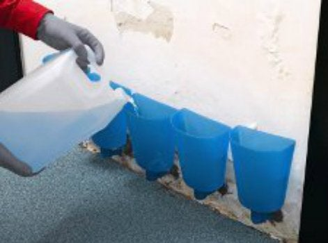 les traitements des supports ext rieurs contre l humidit leroy merlin. Black Bedroom Furniture Sets. Home Design Ideas