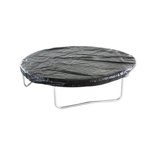 Bâche de protection Diam. 240 cm, noir