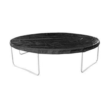 Bâche de protection Diam. 420 cm, noir