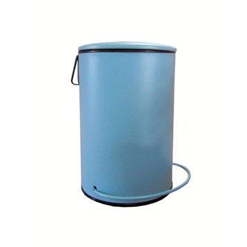 poubelle de salle de bains accessoires et miroirs de salle de bains leroy merlin. Black Bedroom Furniture Sets. Home Design Ideas