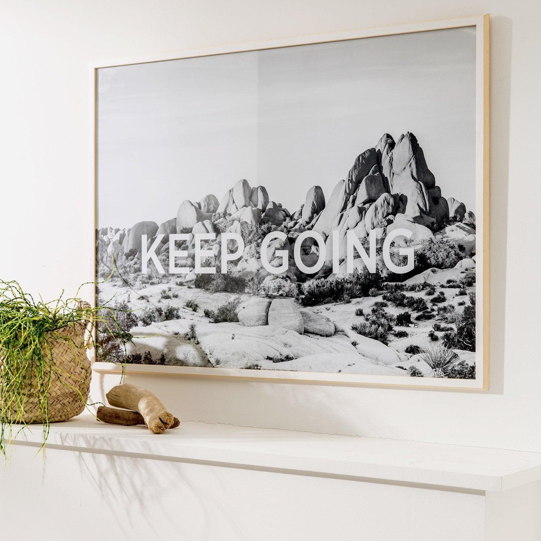 cadre bistyle 50 x 70 cm blanc leroy merlin. Black Bedroom Furniture Sets. Home Design Ideas