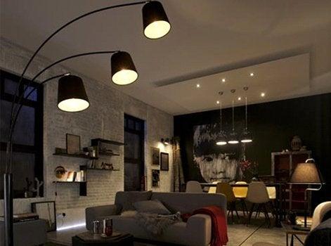 7 id es pour transformer le salon leroy merlin. Black Bedroom Furniture Sets. Home Design Ideas