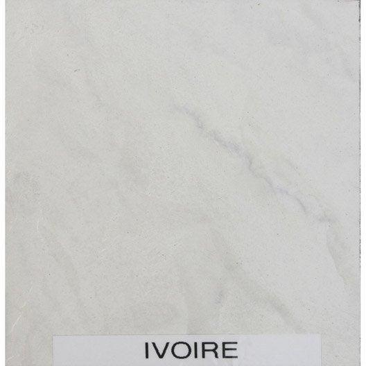 Béton à effet ciré ivoire PRB, 10m²