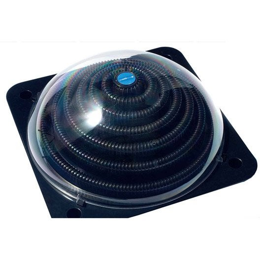 Chauffage solaire pour piscine pool expert d me solaire 0 for Chauffage solaire dome pour piscine