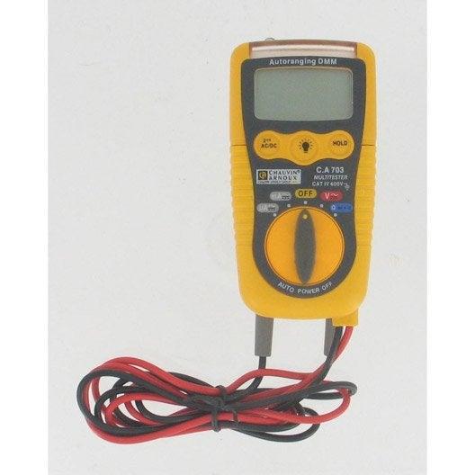 Multim tre digital auto calibrage leroy merlin - Multimetre leroy merlin ...