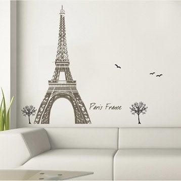 Sticker Tour eiffel, 50 x 70 cm