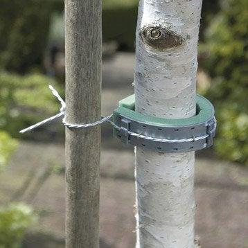 Collier pour arbres NORTENE, 0 g/m², 0.6 m