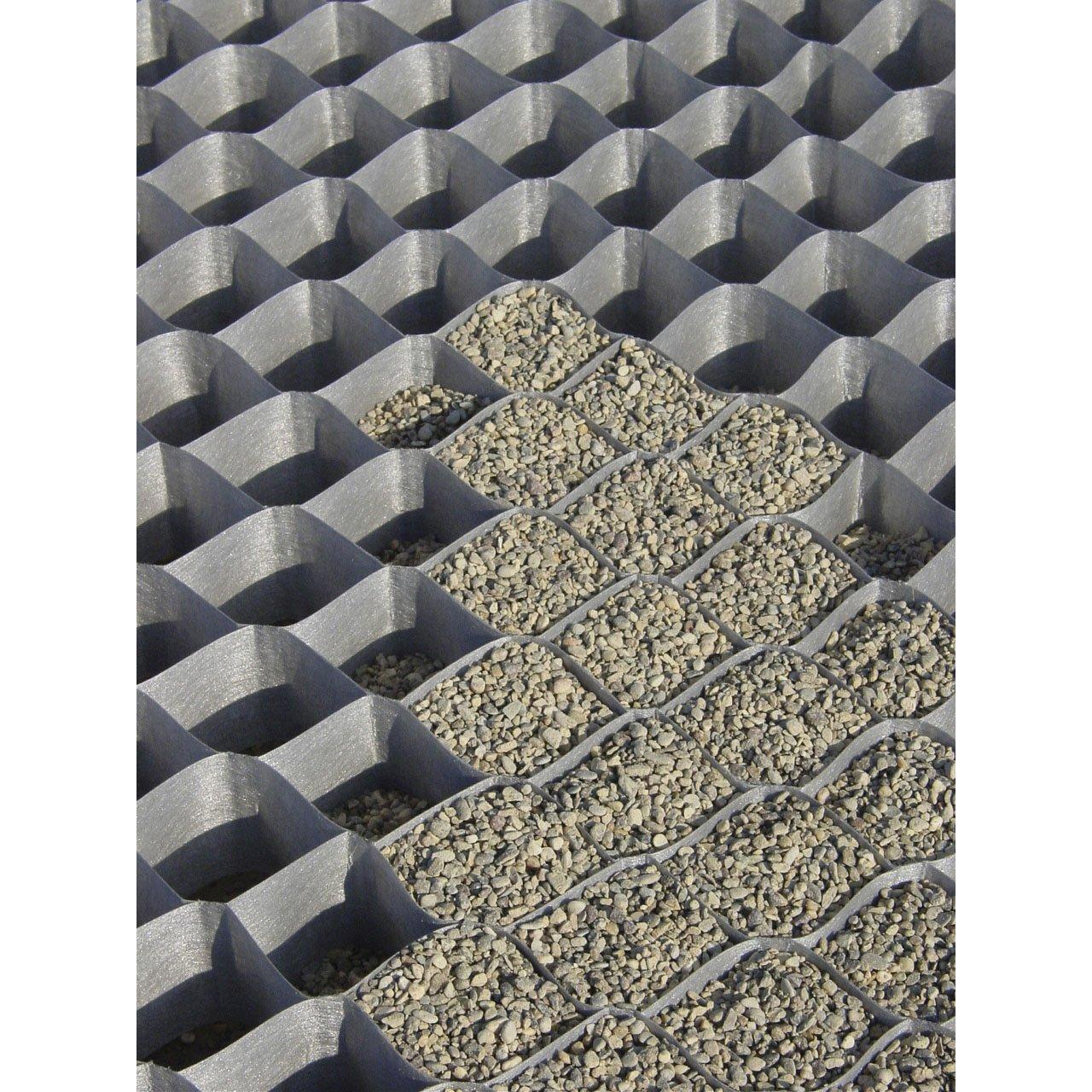 stabilisateur de graviers drainant dupont de nemours 8x1. Black Bedroom Furniture Sets. Home Design Ideas