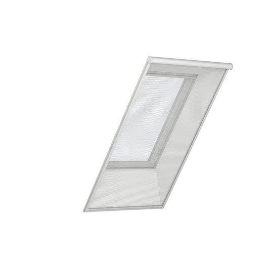 moustiquaire velux fen tre de toit 240x129 cm leroy merlin. Black Bedroom Furniture Sets. Home Design Ideas