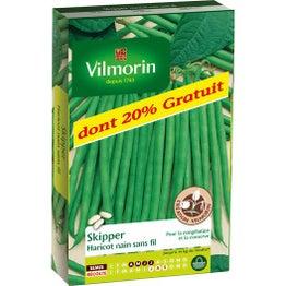 Haricot skipper (+ 20 grammes gratuits) VILMORIN 220 g