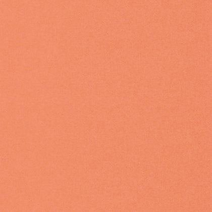 Papier Peint Uni Orange Fonce Or Intisse Linen Leroy Merlin