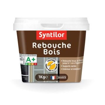 Enduit Bois - Réparation Du Bois Au Meilleur Prix | Leroy Merlin
