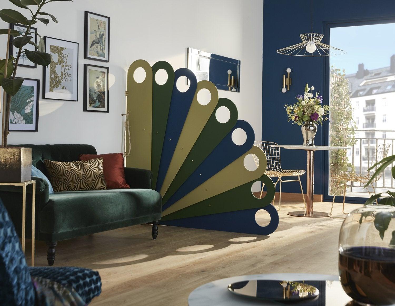 des id es pour s parer une pi ce leroy merlin. Black Bedroom Furniture Sets. Home Design Ideas