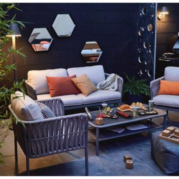 Salon De Jardin Naterial au meilleur prix | Leroy Merlin
