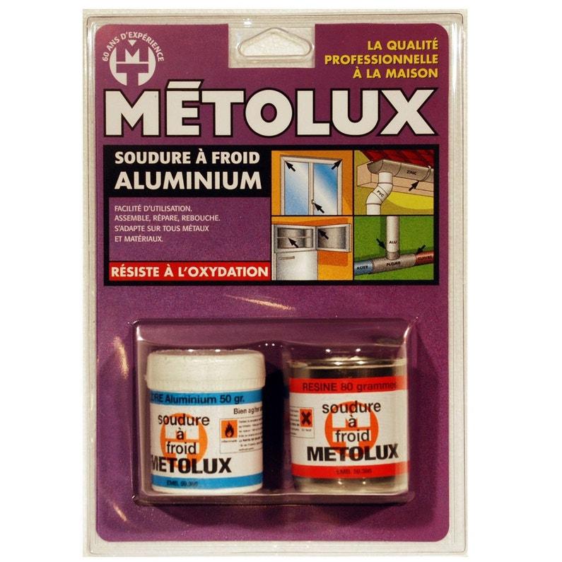 Soudure A Froid Special Aluminium Metolux Leroy Merlin