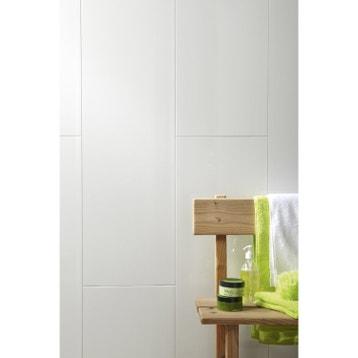 Lambris PVC Dalle Murale Bois Adhésif Décoration Au Meilleur - Lambris pvc salle de bain plafond