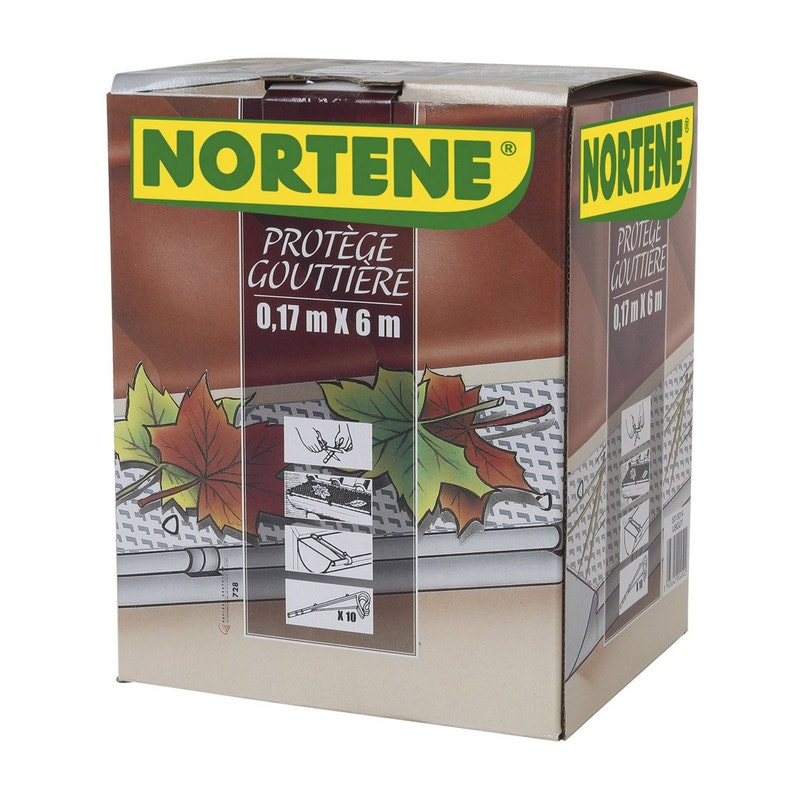 Protège Gouttières Nortene 140084
