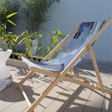 transat transat et hamac leroy merlin. Black Bedroom Furniture Sets. Home Design Ideas