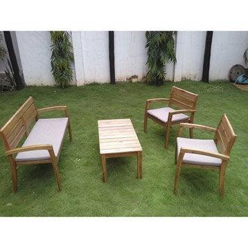 Salon De Jardin Maison. Excellent Table Salon De Jardin Maison Du ...