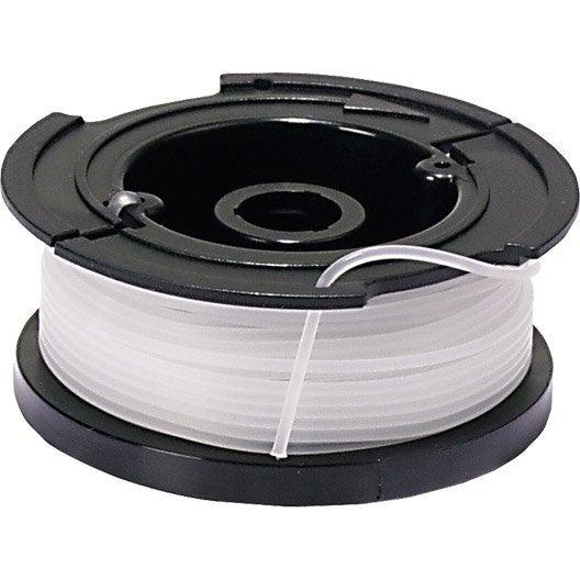 Bobine black decker pour coupe bordures a6481 leroy merlin - Coupe bordure black et decker gl350 ...