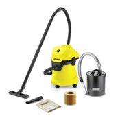 Aspirateur industriel eau et poussières KARCHER wd3 fireplace kit, 21 kPa, 17 l