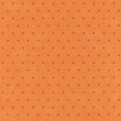 Papier Peint Pois Orange Intisse Bon Appetit Leroy Merlin