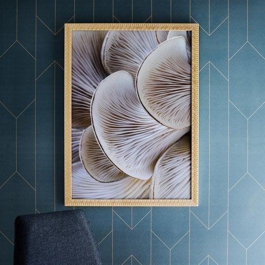 Cadre Wave, 30 x 40 cm, dorée