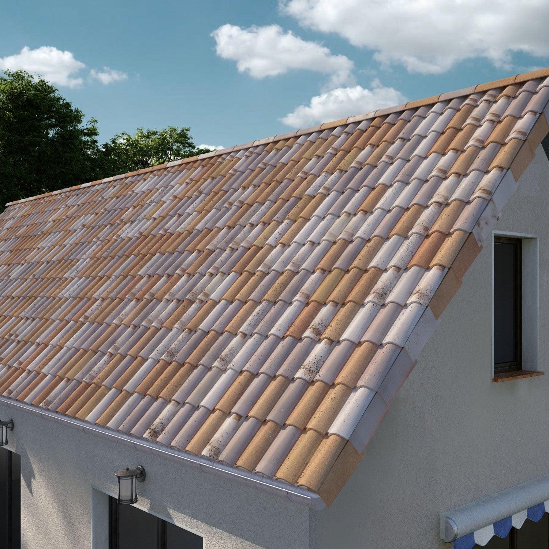 Tuile IMERYS TOITURE vieux toits 105   Leroy Merlin
