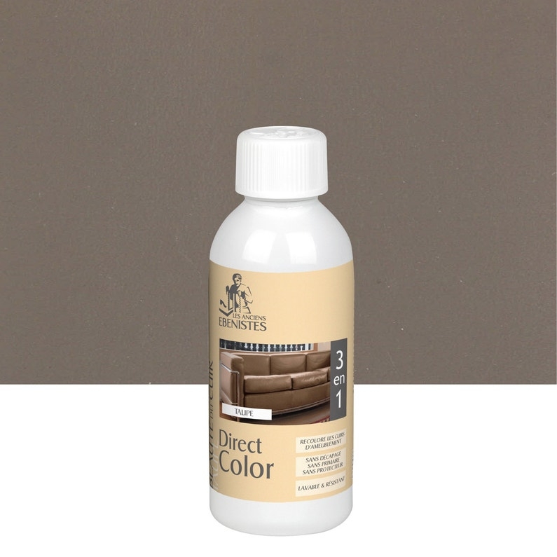 Colorant Cuir Direct Color 250ml Taupe