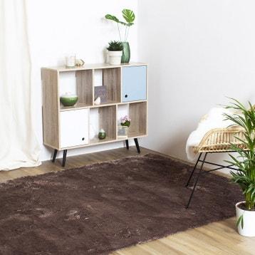 tapis shaggy au meilleur prix | Leroy Merlin
