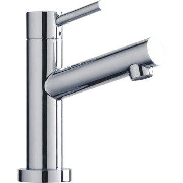 Robinet de lave mains robinet de salle de bains leroy for Mitigeur douchette cuisine castorama