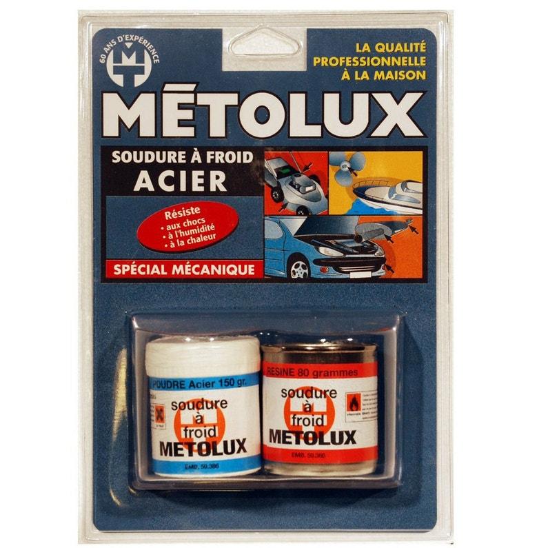 Soudure A Froid Special Mecanique Metolux Leroy Merlin