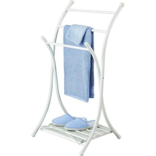porte serviettes poser petit corfou leroy merlin. Black Bedroom Furniture Sets. Home Design Ideas