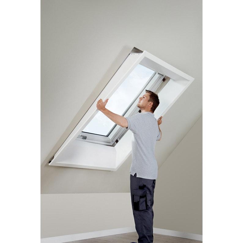 Habillage Intérieur Pour Fenêtre De Toit Velux Lsb Mk04 2000 Blanc