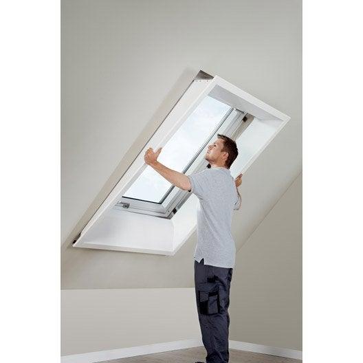 habillage int rieur pour fen tre de toit mk04 78x98 cm. Black Bedroom Furniture Sets. Home Design Ideas