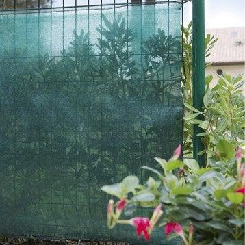 Brise-vue sans attache NATERIAL, H 100 x L 500 cm