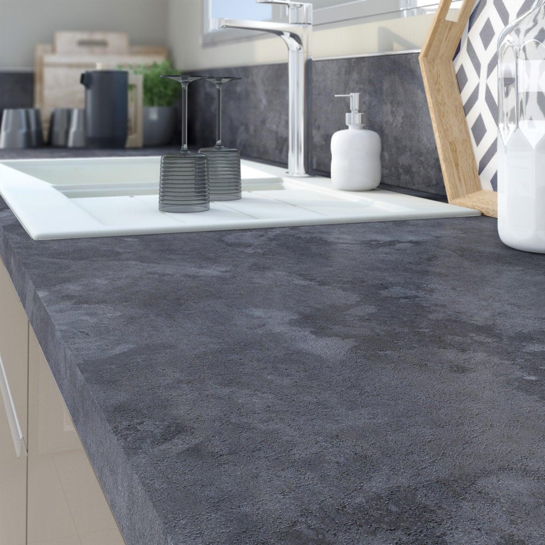 plan de travail en lave plan de travail cuisine et salle de bains with plan de travail en lave. Black Bedroom Furniture Sets. Home Design Ideas