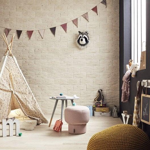 plaquette de parement plaquette de parement et accessoires leroy merlin. Black Bedroom Furniture Sets. Home Design Ideas